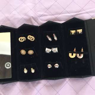 Roberto Paggio earrings set