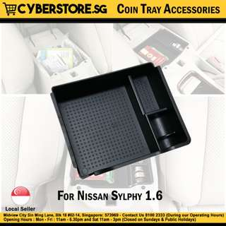 Coin Tray For Nissan Sylphy 1.6