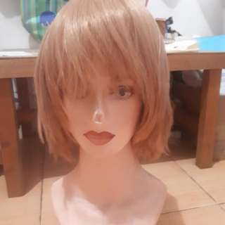 Wig Brown (Short)