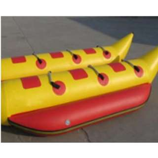 """""""SU-DB365 (SW365)"""" banana boat good for 6 persons"""