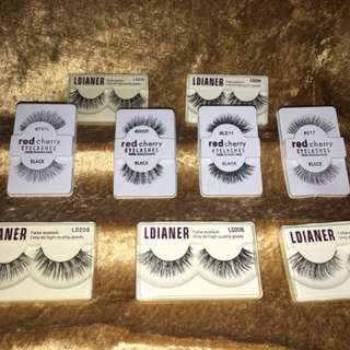 AUTHENTIC LASHES ** FREE DELIVERY**