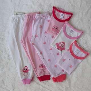 Bebe sleepwear bundle