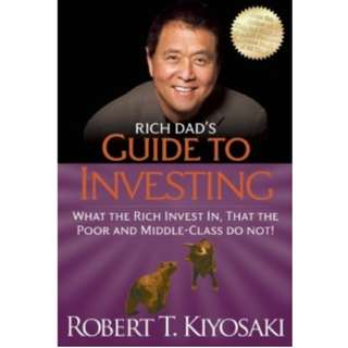 Rich Dad's Guide to Investing *Ebook*