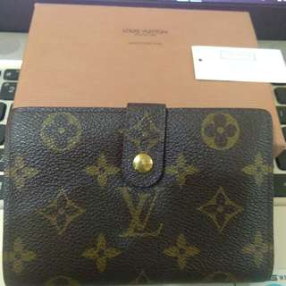 Repriced LV wallet (authentic)