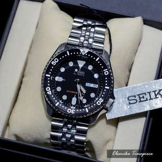 "SEIKO Automatic Diver's 200m ""SKX007K2"" ( 鋼錶帶 / 經典精潛 / 英文日歷 / 7S26 自動機芯 / SKX007J / SKX007K / SKX007 )(可簽卡/可分期/現金交易優惠)01/29"