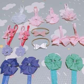 Baby Girls Hair Accessories