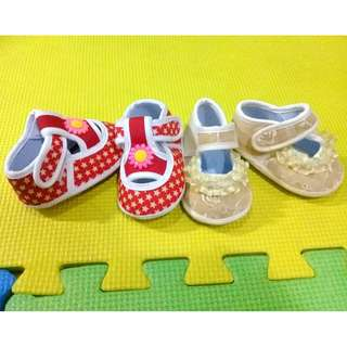 Take All Softsole Crib Shoes