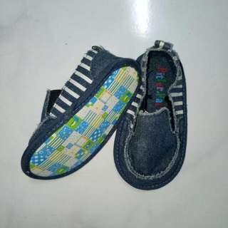 Pitterpat Shoes 6m