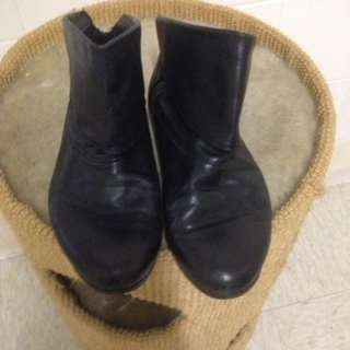 Agnes b. Ankle boots made in Italy size 38