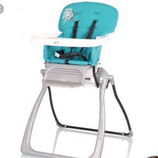 Foldable Baby High Chair
