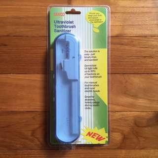 Ultraviolet Toothbrush Sanitiser