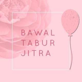 Bawal Tabur Jitra