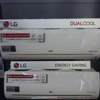 AC LG inverter 1 PK