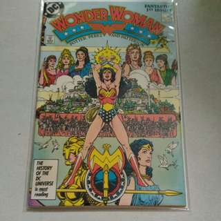 DC Wonder woman comic