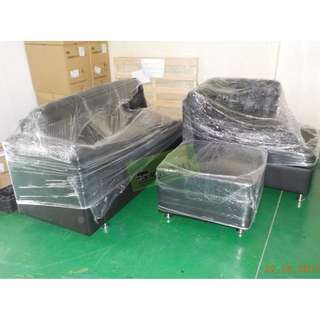 KHOMI--CUSTOMIZE L-TYPE SOFA SET