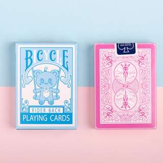 Bicycle Lovely Bear Playing Cards (limited edition)