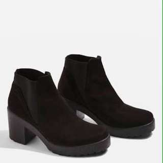 Topshop boots winter uk 38