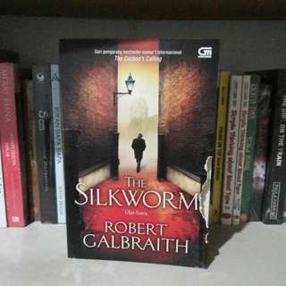 The Silkworm - Ulat Sutra