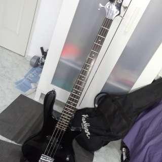 Bass Guitar Washburn