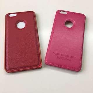 iPhone 6 Plus 紅色系手機硬殼