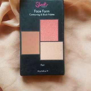 Sleek Makeup Face Form Palette (Fair)