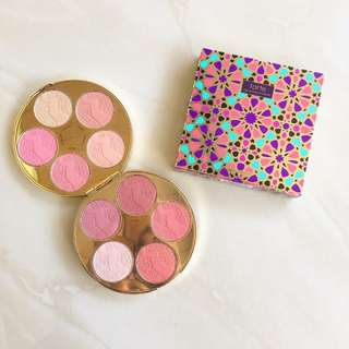 Tarte 10 in 1 blush & highlight