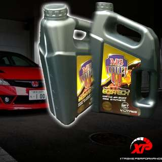 MS Racing Oil Semi Fully AVS Motul