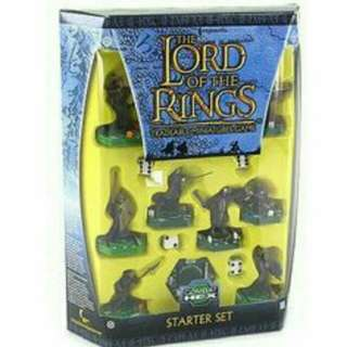 Lord of the ring miniature board game