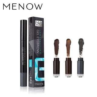 MENOW Longlasting Gel Eyebrow 1.0g