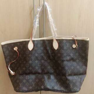 LV bag Big Size NEW (not authentic)