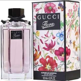 Gucci Flora Gorgeous Gardenia EDT 100ml