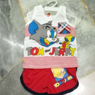New Tom & Jerry Boy sets