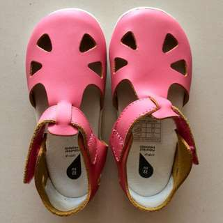 BOBUX Baby Shoe / Children Shoe - Fuchsia Zap EU 19)