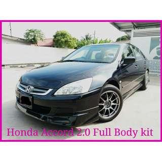 2006 Honda Accord 2.0 (A) I-VTEC MUGEN BODYKITS