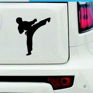 Car Decal sticker / laptop etc