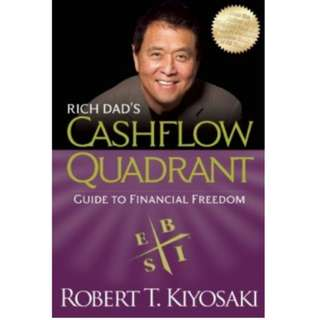 Rich Dad's Cashflow Quardrant *Ebook*