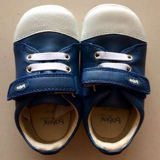 BOBUX Baby Shoe Children Shoe - Cobalt Polar Cap (EU19 and 22)