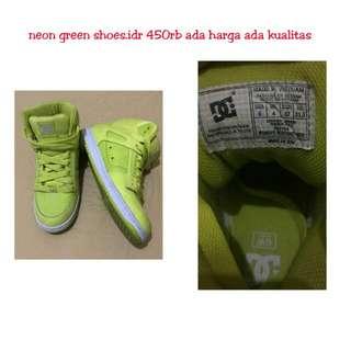 DC green neon😍
