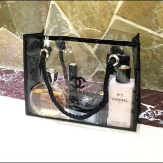 Chanel 化妝袋 bag