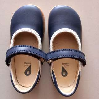 BOBUX Children Shoe - Navy Twirl Ballet (EU21,23,24,25,26)