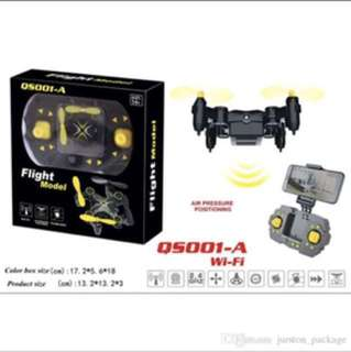 QS001-A pocket drone
