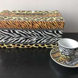 Espresso Cup Set for 4 - Design Sample