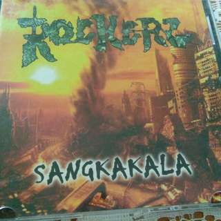 MALAY Rock CD Rockerz EP