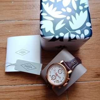 Jam tangan fossil boyfriend ES3616