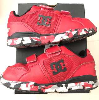 PL Authentic DC Forter V Toddlers Boy Shoes
