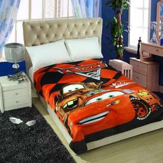 Kids Marvels Blanket Bedroom Set