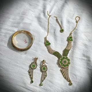 Saree jewel