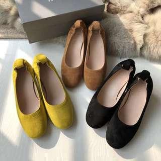 超級好著不磨腳😁everlane heels