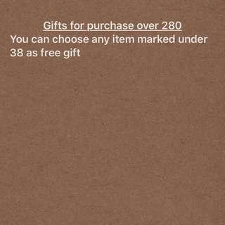Free Gift 🎁