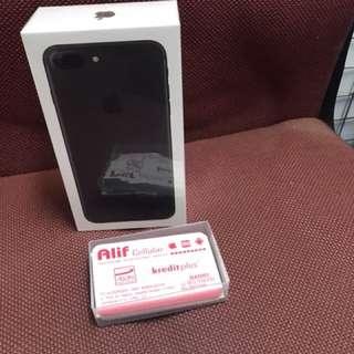 Iphone 7 plus 128gb kredit Aeon/ cash